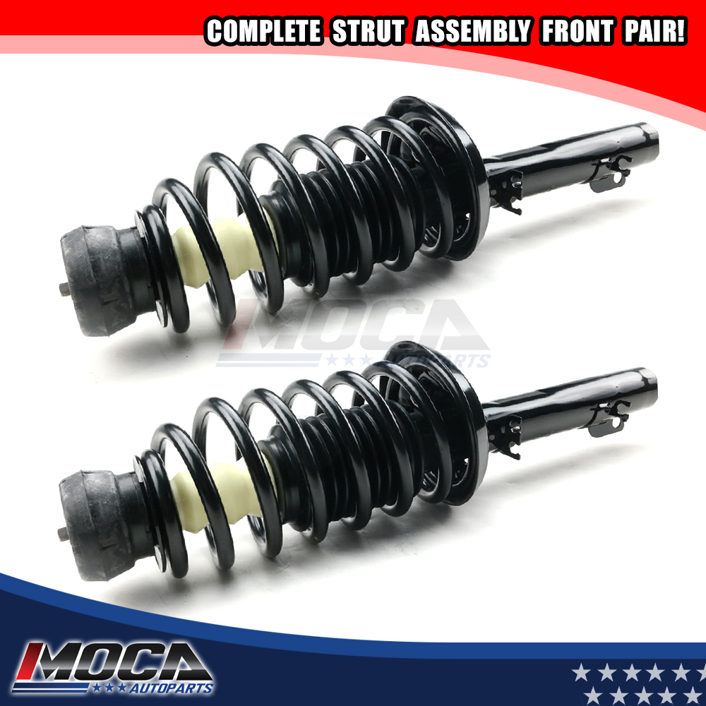 For VW Beetle 1998-2010 Front Strut and Coil Spring Assembly KYB SR4052