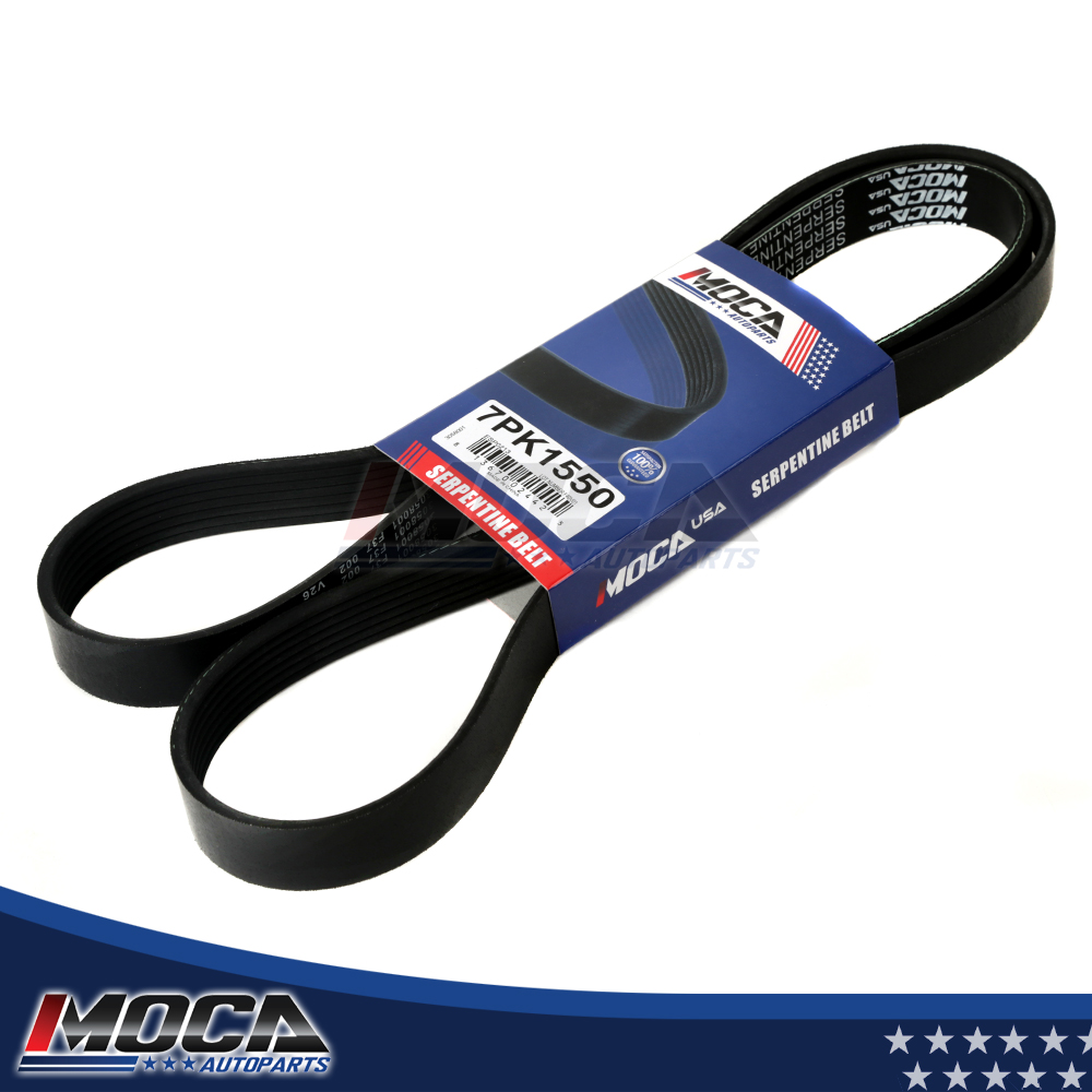 RX350 TOYO BANDO 7PK1550 MicroV Belt Fits LEXUS ES350,GS300,350,IS250,350,RC350
