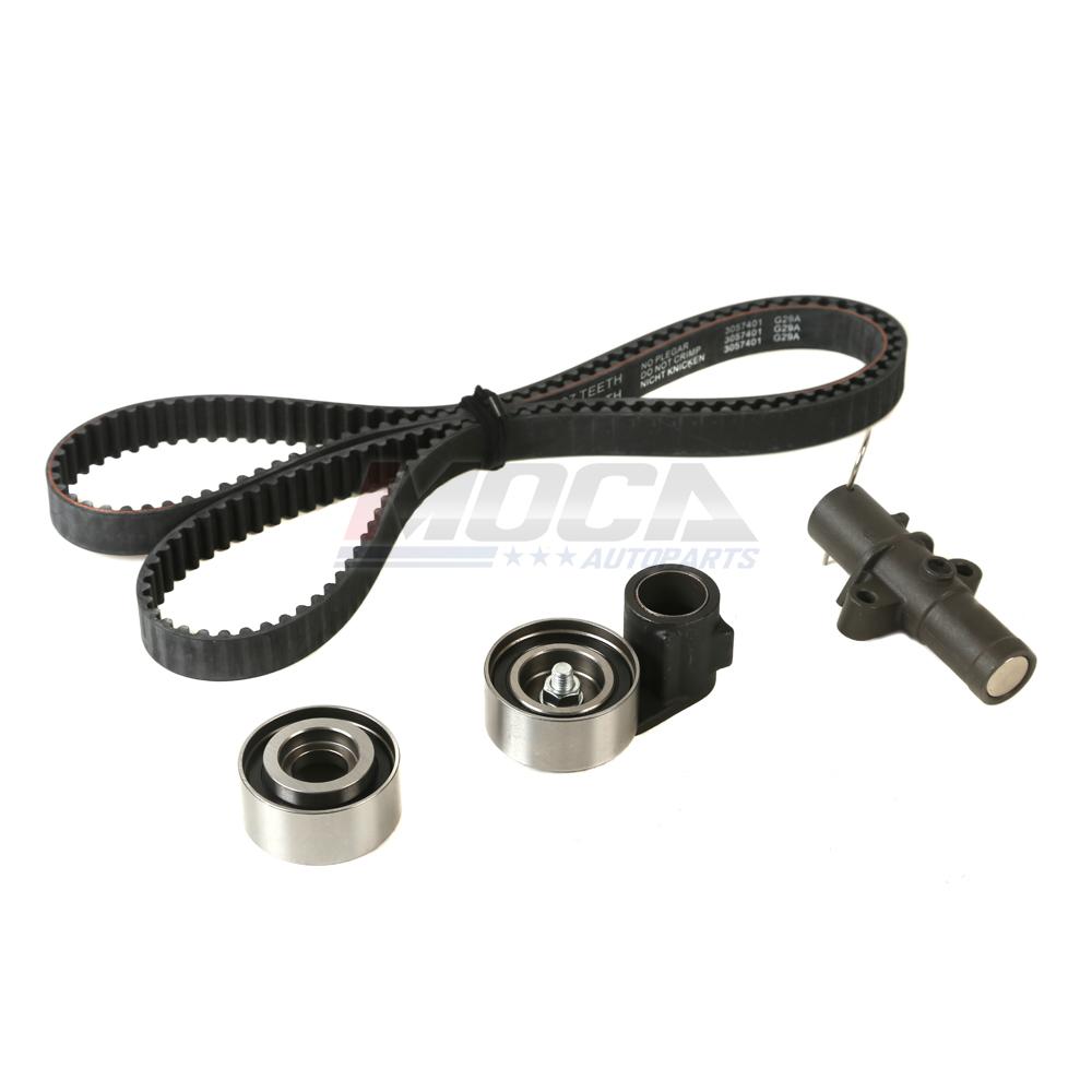Timing Belt Kit Water Pump Serpentine Belt Fit 03-09 Acura