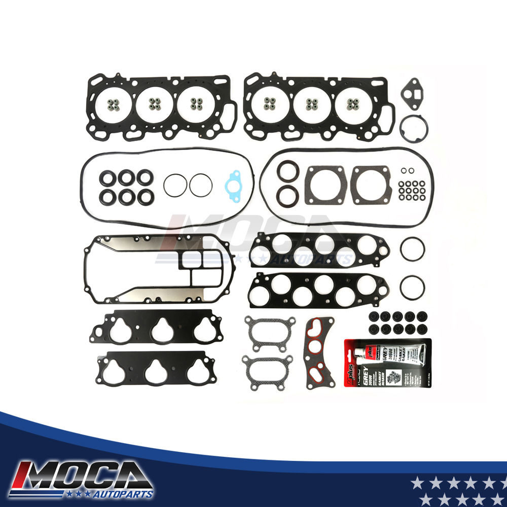 Head Gasket Set Fits 06-09 Acura MDX RL TL Honda Odyssey 3